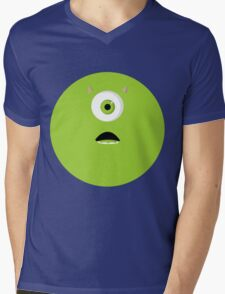 Mike Wazowski Mens V-Neck T-Shirt