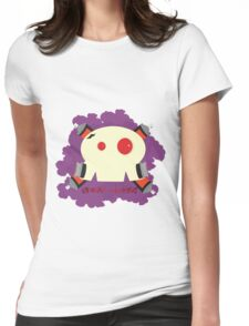 SPRAY WORKS LOGO Womens Fitted T-Shirt