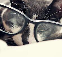 Peeking by petegrev