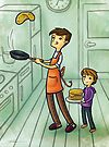 Pancake Day by Ine Spee