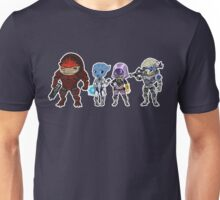 Mass Effect Crew Unisex T-Shirt