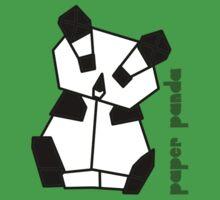 Paper Panda One Piece - Short Sleeve