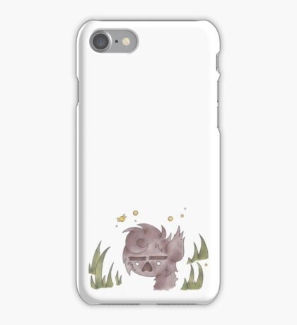 Wolf Boy - Animal iPhone Case/Skin