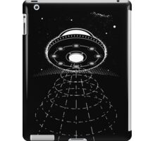 UFO Upload iPad Case/Skin