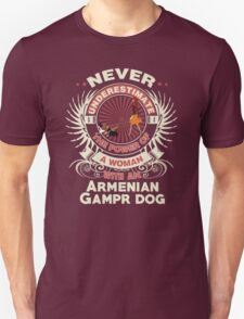 Armenian Gampr dog T-Shirt