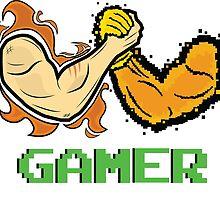 Gamer by Jens Schommer