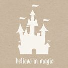 Believe in Magic - Disney Inspired by still-burning