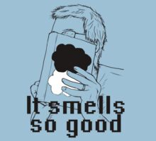It Smells So Good #2 - John Green by wholockism