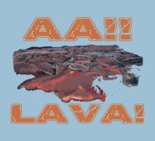 AAH! Lava Kids Clothes