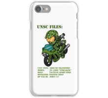 Halo iPhone Case Spartan Rider iPhone Case/Skin