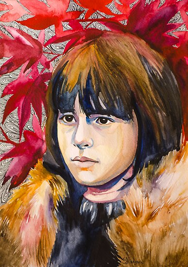 Game of Thrones- Bran Stark by Slaveika Aladjova