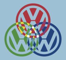VW RGB Kids Tee