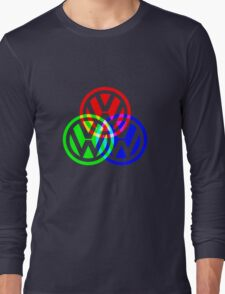 VW RGB Long Sleeve T-Shirt
