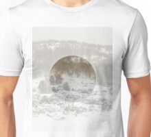 Snowing Forest Unisex T-Shirt