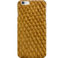 Yellow dotty iphone case iPhone Case/Skin