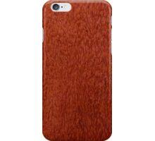 Peach material iphone case  iPhone Case/Skin