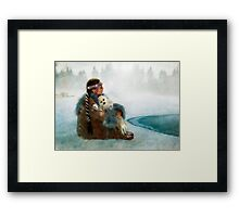 Sing You a Lullabye Framed Print