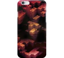 abandoned tetris iPhone Case/Skin