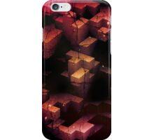 abandoned tetris iPhone Case/Skin