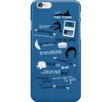 """""""Haven""""ly Quotes iPhone Case/Skin"""