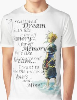 Quote from the heart Graphic T-Shirt
