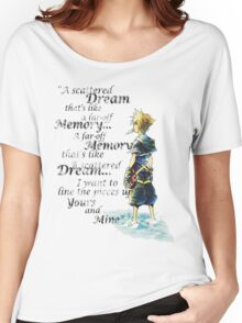 Quote from the heart Women's Relaxed Fit T-Shirt