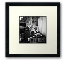 44th President Framed Print