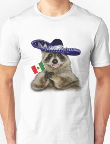 Mexican Raccoon T-Shirt