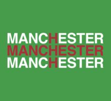 MANCHESTER Baby Tee