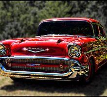 57 Chevy by Bill Gorman