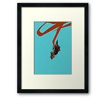 Tandum Fall Colour Framed Print