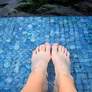 Toes at Baldi by LaurelMuldowney