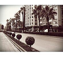 Ataturk Bulvari,Adana Photographic Print