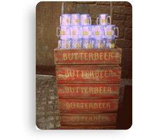 Butterbeer Cargo Canvas Print