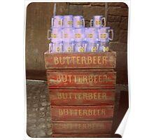 Butterbeer Cargo Poster