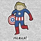 &#x27;Merica by geothebio