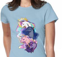 Royal Horns Womens Fitted T-Shirt