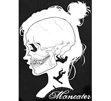 Maneater Photographic Print
