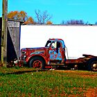 old truck by ShellyKay
