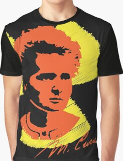 Frock Star Marie Curie Graphic T-Shirt