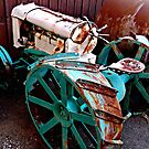 Old tractor by ShellyKay