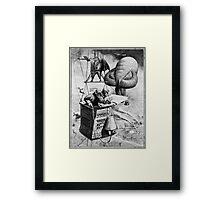 Air Rescue. Framed Print