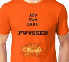 jeu swy trau pwyssen Unisex T-Shirt