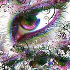 Abstract Eye by TinaGraphics