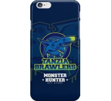 Monster Hunter All Stars - The Tanzia Brawlers iPhone Case/Skin