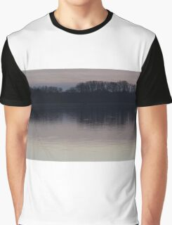 Soft Struble Sunset Graphic T-Shirt