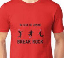 IN CASE OF ZONING Unisex T-Shirt