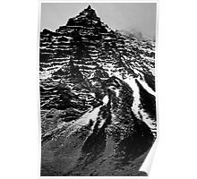 The mountains of Hali Poster