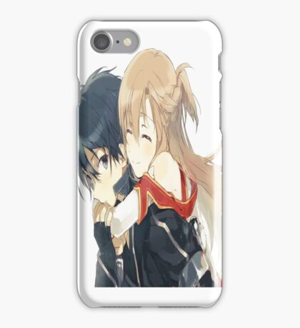 Kirito x Asuna  iPhone Case/Skin