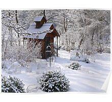 Winter Garden Poster